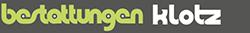 Bestattungen Klotz Logo